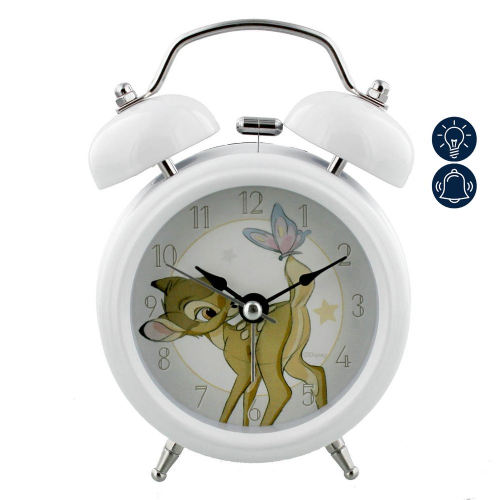 Disney Bambi Alarm Clock Magical Beginnings Nursery Decor